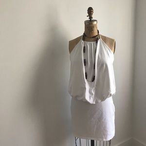 Susana Monaco Cotton Mini Dress